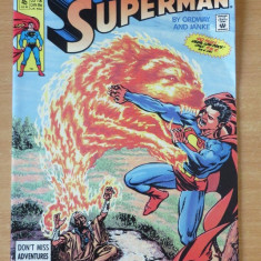 Superman #45 Native Sons (DC Comics) - Reviste benzi desenate Altele