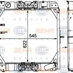 Radiator, racire motor - HELLA 8MK 376 709-101 - Radiator racire LuK