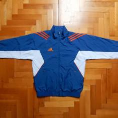 Geaca Adidas ClimaCool Super 16: 52.5 cm bust, 65.5 cm lungime, 73 cm maneca etc - Geaca barbati Adidas, Marime: Alta, Culoare: Din imagine