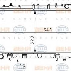 Radiator, racire motor NISSAN PRIMERA 2.0 GT - HELLA 8MK 376 707-491 - Radiator racire LuK