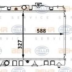 Radiator, racire motor TOYOTA COROLLA Liftback 1.3 i - HELLA 8MK 376 708-101 - Radiator racire LuK