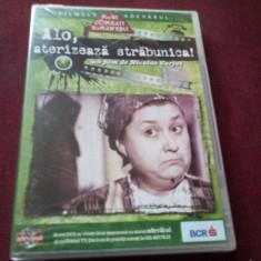 FILM DVD ALO ATERIZEAZA STRABUNICA SIGILAT - Film comedie Altele, Romana