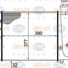 Radiator, racire motor PEUGEOT 309  1.1 - HELLA 8MK 376 715-391 - Radiator racire LuK