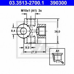 Inbinari, conducte - ATE 03.3513-2700.1