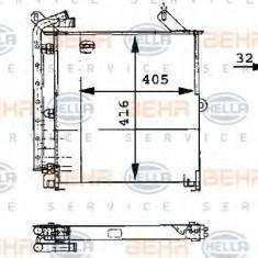 Radiator ulei, ulei motor - HELLA 8MO 376 726-031 - Radiator auto ulei