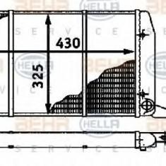 Radiator, racire motor AUDI 4000 1.3 - HELLA 8MK 376 715-071 - Radiator racire LuK