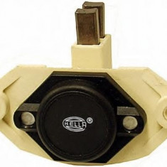 Regulator, alternator MERCEDES-BENZ ACTROS 1831, 1831 L - HELLA 5DR 004 244-281 - Intrerupator - Regulator Auto