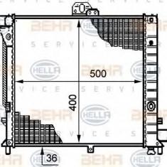 Radiator, racire motor SAAB 9000 hatchback 2.0 -16 - HELLA 8MK 376 708-781 - Radiator racire LuK
