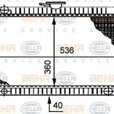 Radiator, racire motor NISSAN NOMAD bus 2.0 D - HELLA 8MK 376 706-011 - Radiator racire LuK