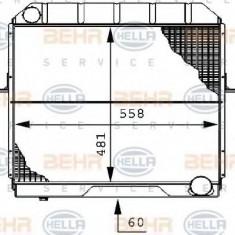 Radiator, racire motor - HELLA 8MK 376 706-341 - Radiator racire LuK