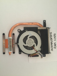 COOLER / Ventilator + Radiator SONY VAIO SVE15 Series