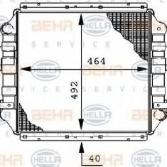 Radiator, racire motor - HELLA 8MK 376 706-331 - Radiator racire LuK