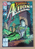 Superman in Action Comics #653 Love and Death (DC Comics)
