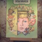 """Lewis Carroll - Peripetiile Alisei in tara minunilor """"A1166"""" - Carte de povesti"""