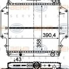 Radiator, racire motor SUZUKI JIMNY 1.3 tractiune integrala - HELLA 8MK 376 716-391 - Radiator racire LuK