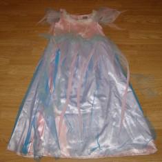 Costum carnaval serbare printesa pentru copii de 5-6-7 ani - Costum Halloween, Marime: Masura unica, Culoare: Din imagine