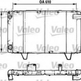 Radiator, racire motor PEUGEOT 504 pick-up 1.9 D - VALEO 730062