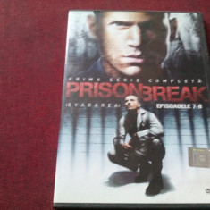 FILM DVD PRISON BREAK EVADAREA 7-8 - Film serial Altele, Actiune, Romana