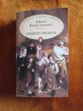 Charles DICKENS - GREAT EXPECTATIONS (IN ENGLEZA, PENGUIN CLASSICS - CA NOUA!!!)