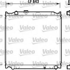 Radiator, racire motor TOYOTA LAND CRUISER PRADO 3.0 TD - VALEO 734205