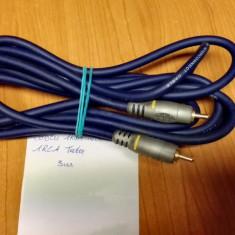 Cablu 1RCA Tata - 1RCA Tata 3m - Cablu Camera Video