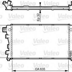 Radiator, racire motor CHRYSLER VISION limuzina 3.5 TSi - VALEO 731148 - Radiator racire Bosch