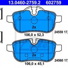 Placute frana REINZ BMW Z4 sDrive 20 i - ATE 13.0460-2759.2