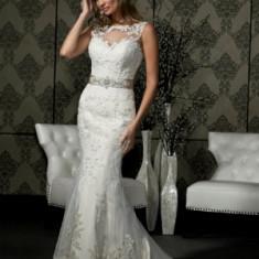 De vanzare rochie mireasa deosebita - Rochie scurta de mireasa