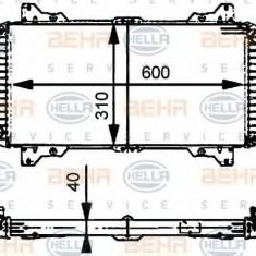 Radiator, racire motor - HELLA 8MK 376 710-101 - Radiator racire LuK