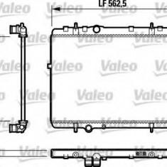 Radiator, racire motor CITROËN BERLINGO 1.4 Hybrid - VALEO 732890 - Radiator racire Bosch