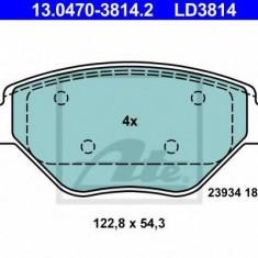 Placute frana REINZ RENAULT MEGANE II 1.4 16V - ATE 13.0470-3814.2