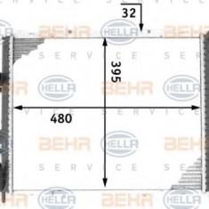 Radiator, racire motor RENAULT CLIO Mk II 1.2 - HELLA 8MK 376 717-761 - Radiator racire LuK