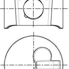 Piston CITROËN BX 19 D - NÜRAL 87-152000-10