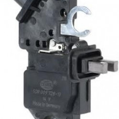 Regulator, alternator OPEL ASTRA G hatchback 2.0 DI - HELLA 5DR 009 728-131 - Intrerupator - Regulator Auto