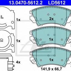 Placute frana REINZ SAAB 9-5 2.0 TTiD XWD - ATE 13.0470-5612.2