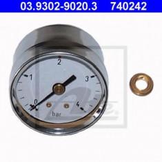 Manometru, agregat de umplere/aerisire - ATE 03.9302-9020.3