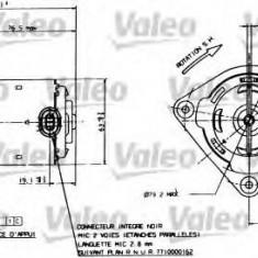 Motor electric, ventilator RENAULT LAGUNA I I 1.8 16V - VALEO 698084 - Electroventilator auto