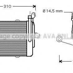 Radiator ulei, ulei motor BMW 5 limuzina 525 tds - AVA QUALITY COOLING BW3255 - Radiator auto ulei