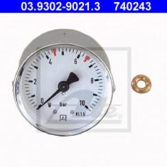 Manometru, agregat de umplere/aerisire - ATE 03.9302-9021.3