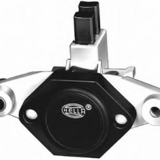 Regulator, alternator - HELLA 5DR 004 246-271 - Intrerupator - Regulator Auto