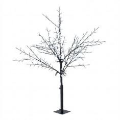 Blumfeldt Hanami WW 180 cu 336 LED-uri lumini in copac alb rece