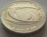 Moneda 500 Lei Allu - Romania 1999 eclipsa *cod 344, Aluminiu