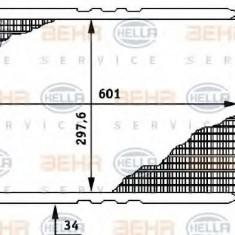 Radiator, racire motor SEAT IBIZA  1.5 - HELLA 8MK 376 706-311 - Radiator racire LuK