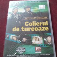 FILM DVD COLIERUL DE TURCOAZE SIGILAT - Film actiune Altele, Romana
