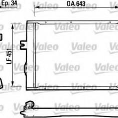 Radiator, racire motor IVECO DAILY II platou / sasiu 35-10 - VALEO 816649