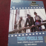 FILM DVD   TOATE PANZELE SUS EP 1 2