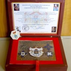 MEDALIA al III CONGRES INTERNATIONAL DE NUMISMATICA BRASOV 2016 - Medalii Romania