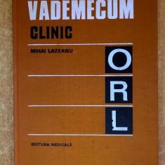 Mihai Lazeanu - Vademecum clinic ORL