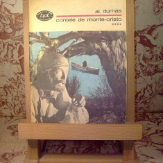 Al. Dumas - Contele de Monte-Cristo vol. IV