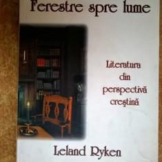 Leland Ryken - ferestre spre lume